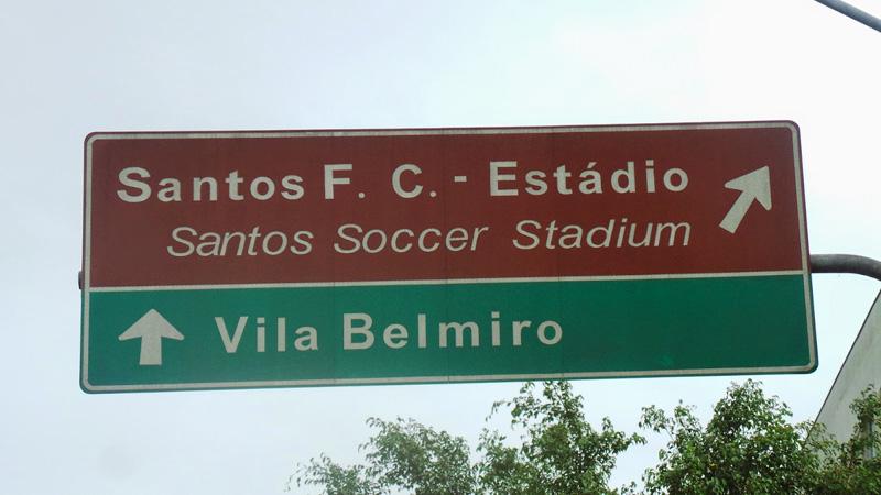 Contato - Estádio Vila Belmiro